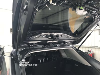 TOYOTA RAV4 安裝 JHY電吸式電動尾門(電動捲門)