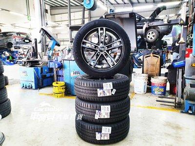 【 四輪四圈】ADVANTI 雅泛迪輕量化鋁圈 + 米其林PS4 205/55R16頂級性能胎  FORD 福特 FOCUS