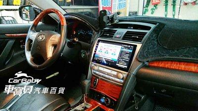 CAMRY 代專用10.1吋極速8核心4+64G 觸控螢幕安卓主機|TOYOTA 豐田 CAMRY 2007