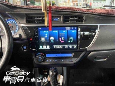 【主機升級】JHY XS27 10吋 觸控螢幕安卓主機 + AHD高畫質鏡頭|TOYOTA 豐田 ALTIS