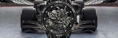 羅傑杜彼 Roger Dubuis 網頁上方banner圖片-金光鐘錶