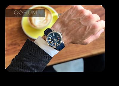 金光鐘錶創始館代理品牌介紹-CORUM  崑崙