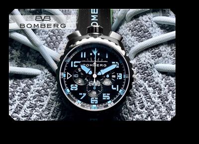 金光鐘錶創始館代理品牌介紹-BOMBERG  炸彈錶