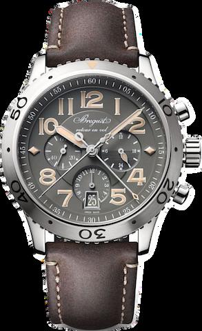 Breguet寶璣錶經典款式-Type XXI  3817