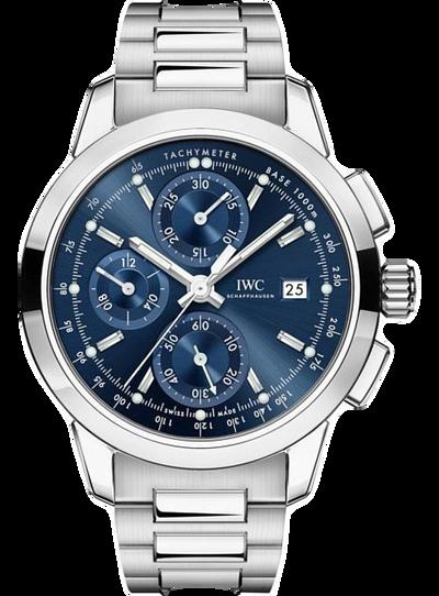 IWC萬國錶-工程師計時腕錶  INGENIEUR CHRONOGRAPH