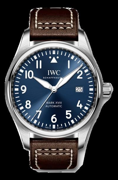 IWC萬國錶-飛行員馬克18「小王子」腕錶   PILOT'S WATCH MARK XVIII