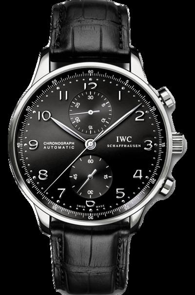 IWC萬國錶-葡萄牙計時腕錶  PORTUGIESER CHRONOGRAPH