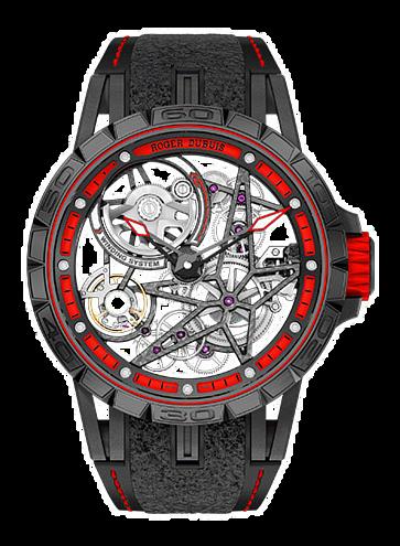 羅傑杜彼 Roger Dubuis-EXCALIBUR SPIDER系列Pirelli 倍耐力錶款