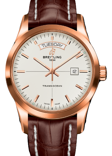 BREITLING百年靈-TRANSOCEAN   DAY&DATE