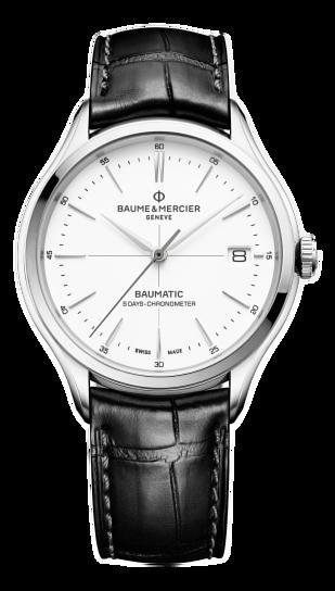 BAUME&MERCIER名士錶|CLIFTON 克利夫頓   Baumatic 10436