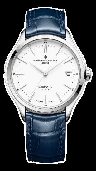 BAUME&MERCIER名士錶|CLIFTON 克利夫頓   Baumatic 10398