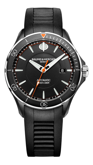 BAUME&MERCIER名士錶|CLIFTON CLUB  克利夫頓俱樂部   Baumatic 10339