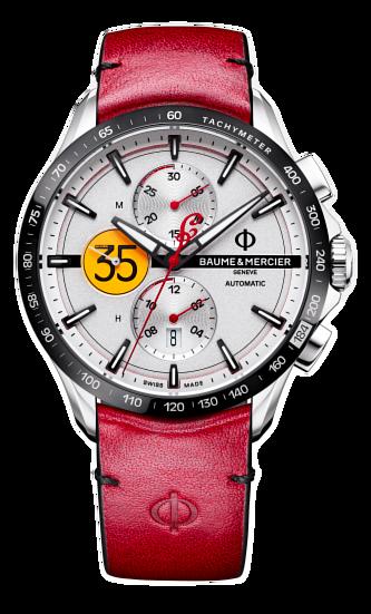 BAUME&MERCIER名士錶|CLIFTON CLUB  克利夫頓俱樂部   Baumatic 10404