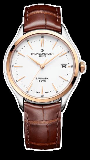 BAUME&MERCIER名士錶|CLIFTON 克利夫頓   Baumatic 10401