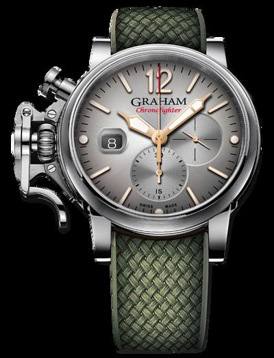 GRAHAM格林漢 CHRONOFIGHTER 系列  Grand Vintage