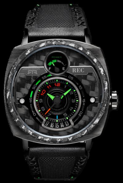 REC野馬手錶-P-51 RTR