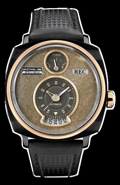 REC野馬手錶-P-51-03