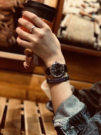 IWC PORTOFINO  萬國  伯濤菲諾腕錶-金光鐘錶