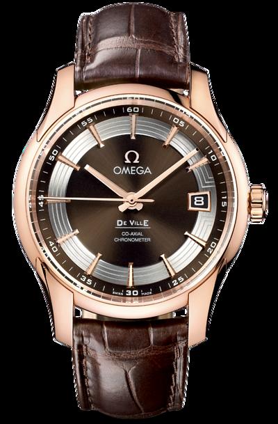 OMEGA  DeVille  碟飛系列  型號:43163412113001-金光鐘錶公司