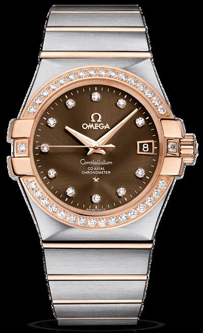 OMEGA  CONSTELLATION  星座系列  型號:12325352063001-金光鐘錶公司