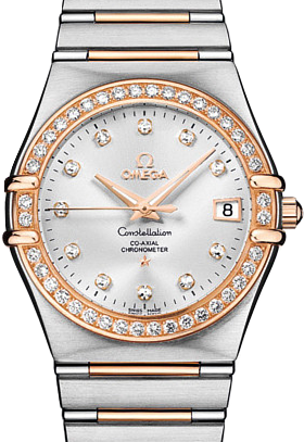 OMEGA  CONSTELLATION  星座系列  型號:11125362052001-金光鐘錶公司