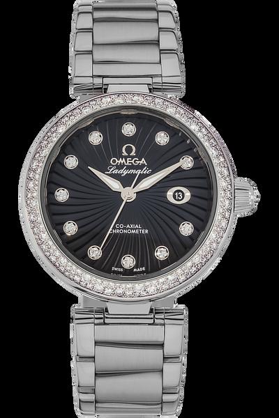 OMEGA  LADYMATIC  碟飛系列  型號:42535342051001-金光鐘錶公司