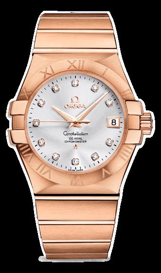 OMEGA  CONSTELLATION  星座系列  型號:12350352052001-金光鐘錶公司
