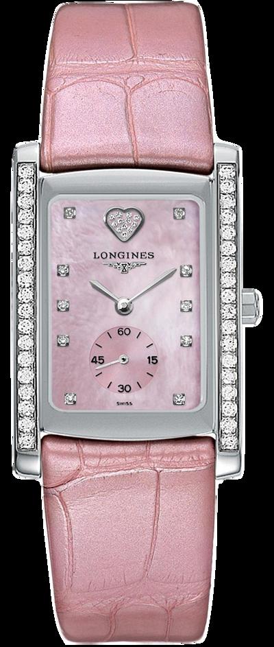 LONGINES  Dolce Vita  型號:L5.655.0.93.2-金光鐘錶公司