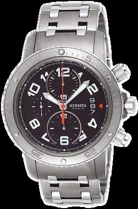 HERMES  Clipper  型號:CP2.941.435/4963-金光鐘錶公司