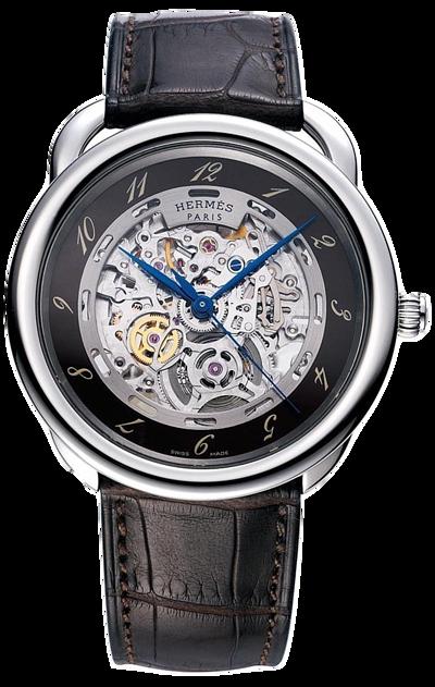 HERMES  Arceau  型號:AR6.710.231/MNO-金光鐘錶公司