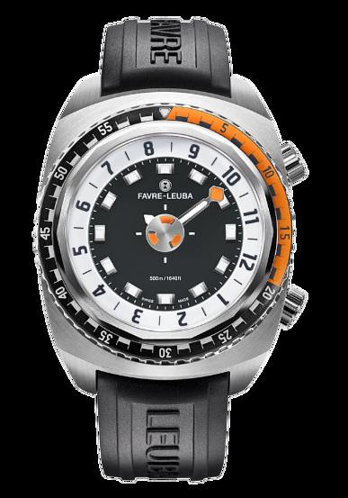 Favre-Leuba經典鐘錶款式|RAIDER系列HARPOON
