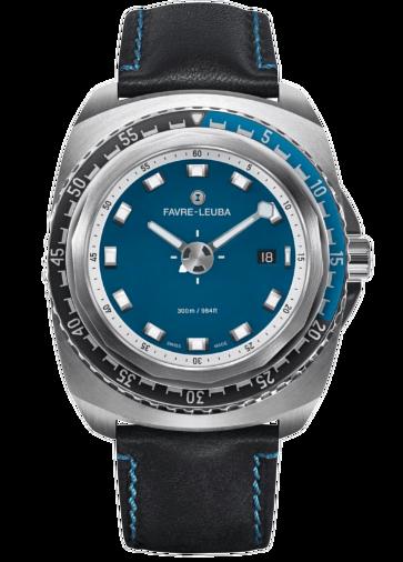 Favre-Leuba經典鐘錶款式|RAIDER系列DEEPBLUE