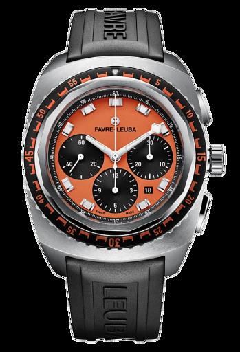 Favre-Leuba經典鐘錶款式|RAIDER系列SEASKY
