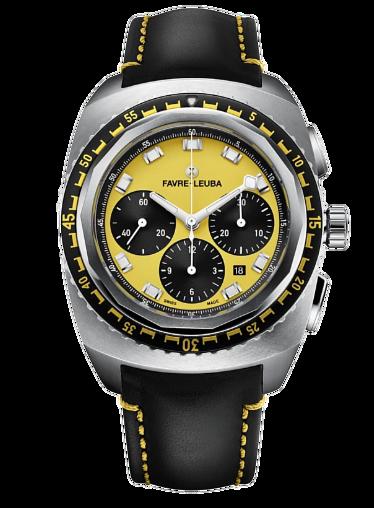 Favre-Leuba經典鐘錶款式|RAIDER系列SEA SKY