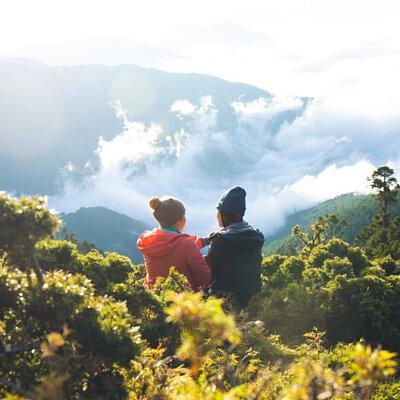 愛上登山的理由