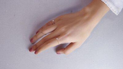 戒指 尾戒 Rings Ring 寶石 過年 新年 能量 耳環