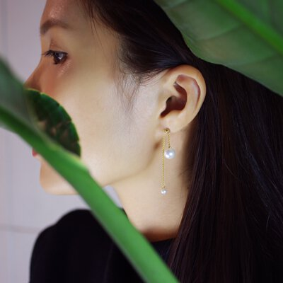 沒有耳洞也能無痛配戴耳環的秘訣!耳夾/耳窩夾/耳掛/耳骨夾/耳扣一次介紹