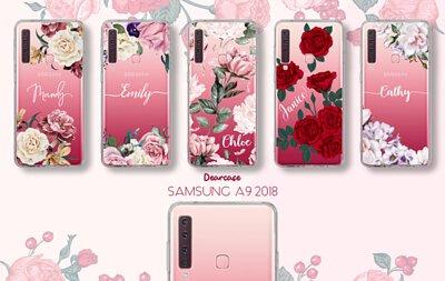 SAMAUNG Galaxy A9 2018 客製化手機殼