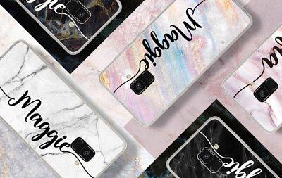 SAMAUNG Galaxy A8 2018 客製化手機殼