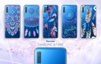 SAMAUNG Galaxy A7 2018 客製化手機殼