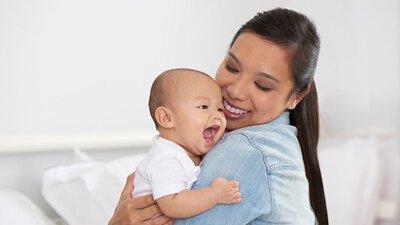 母乳餵養對您的寶寶有什麼益處?