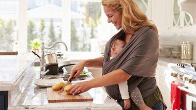 母乳餵養期間的飲食