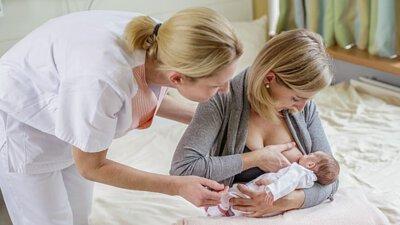 如何獲得母乳餵養幫助