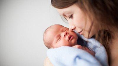 0-1 週: 給母乳餵養一個美好的開始