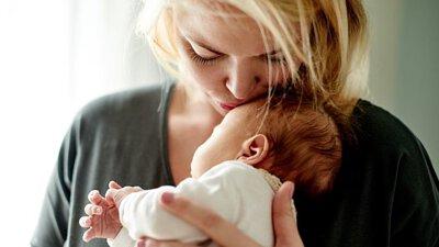 1-4 週: 在第一個月內形成母乳供應