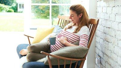 我的乳房在懷孕期間會發生什麼