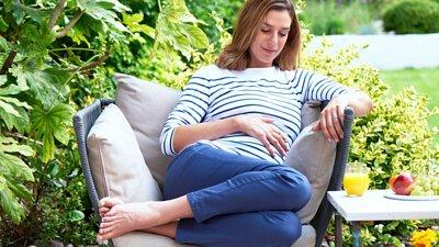 從懷孕到斷奶期間乳房的變化