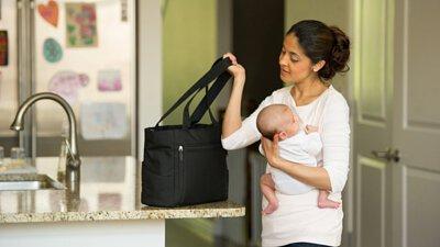 母乳餵養媽媽重返工作崗位