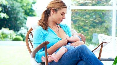 母乳分泌: 供需關係是如何起作用的