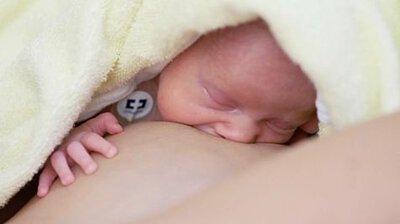 母乳餵養的益處